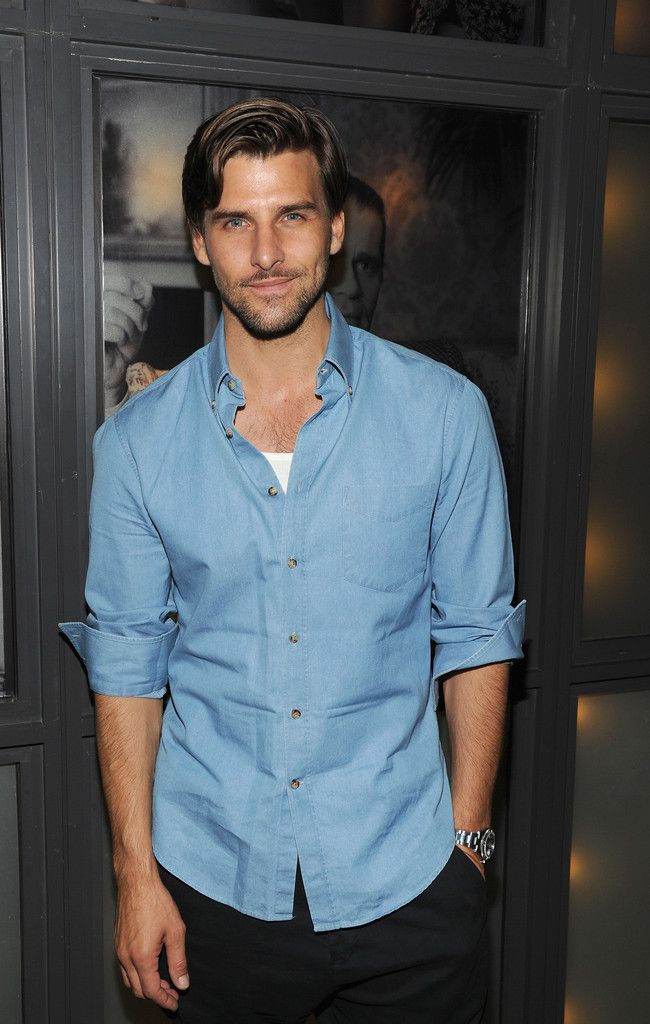 Johannes Huebl Photos: GQ Fashion Week Party At The Wythe Hotel