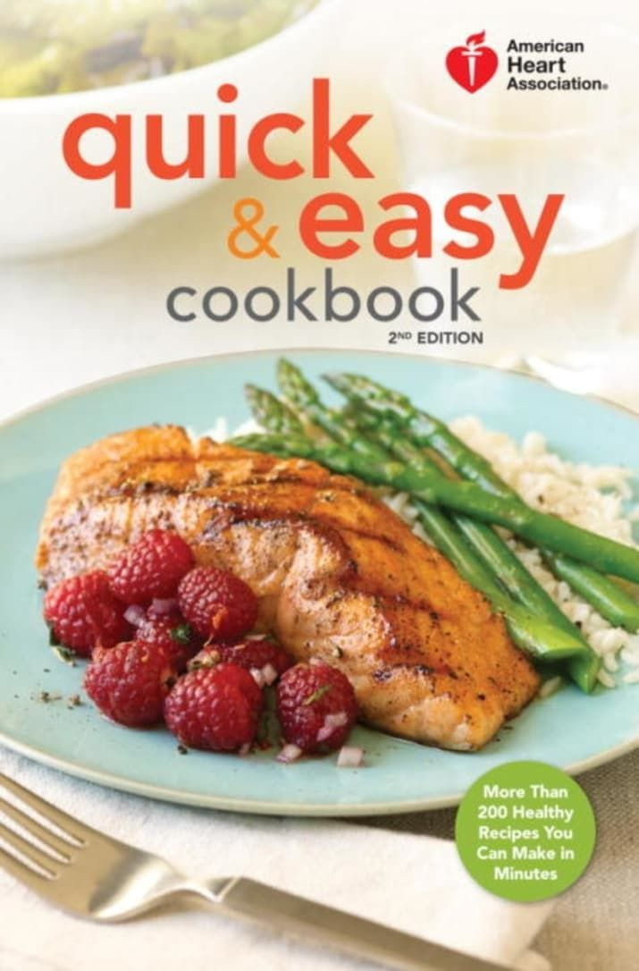 """Promising Review: """"This cookbook has delicious recipes that are easy and use ingredients that are already in your pantry!"""" —hutchGet it on Amazon for $14.81 (hardcover). Also available in eBook."""