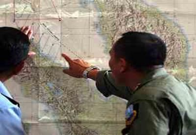 Latest on Missing Flight MH370 Tragedy: A week to go before black box signal vanishes - http://conservativeread.com/latest-on-missing-flight-mh370-tragedy-a-week-to-go-before-black-box-signal-vanishes/