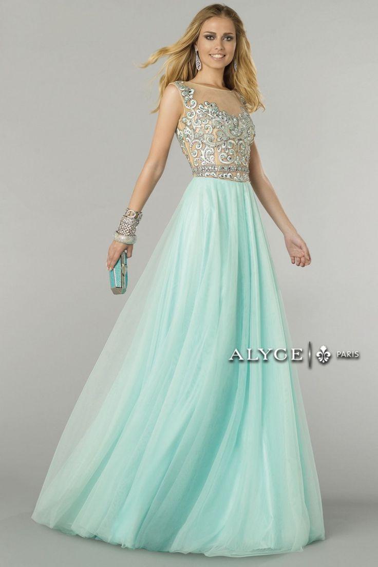 69 best vestidos de fiesta images on Pinterest | Lace dresses, Party ...