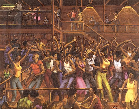Famous African American Dance Paintings 1000+ images about ~Bl...