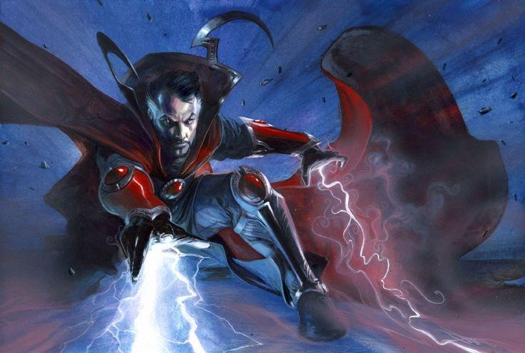 Scott Derrickson Will Direct Marvel's Doctor Strange Movie