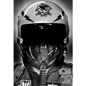 US Air Force Pilot Poster