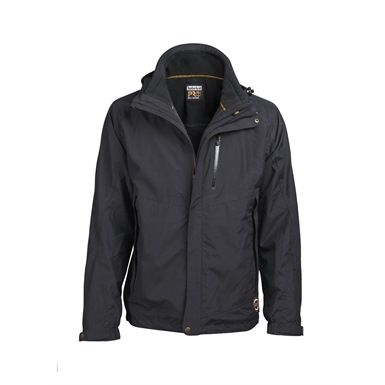 Over 35% off this Timberland jacket, whilst stocks last. Hurry, when it's gone, it's gone. Interactive Timberland Pro 114 3-in-1 jacket.