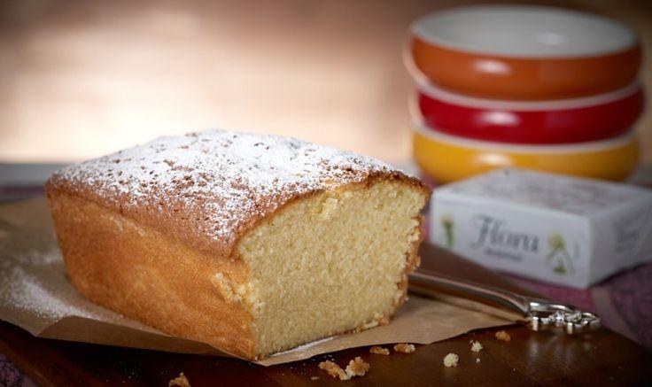 Λαχταριστή συνταγή για Σπιτικό κέικ βανίλιας για όλη την οικογένεια!