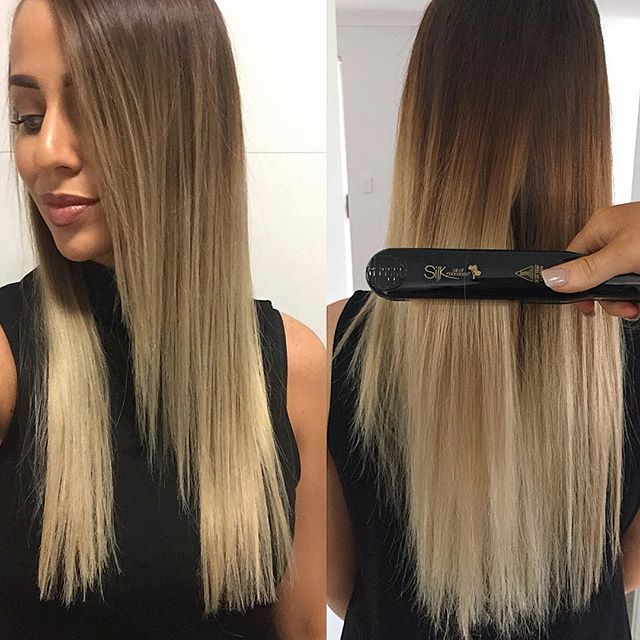 Golden Sovereign Argan infused Professional Steam Styler. Get the latest Innovation in Hair Styling/Hair Straigntening Technology. www.esilkcosmetics.com The Argan Steam Styler smooths and transforms unmanageable, frizzy hair, to soft silky smooth hair.#hair #hairstyle #Australia #beauty