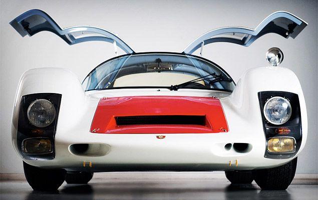 1966 Porsche 906 Carrera Competition Coupe. $900000