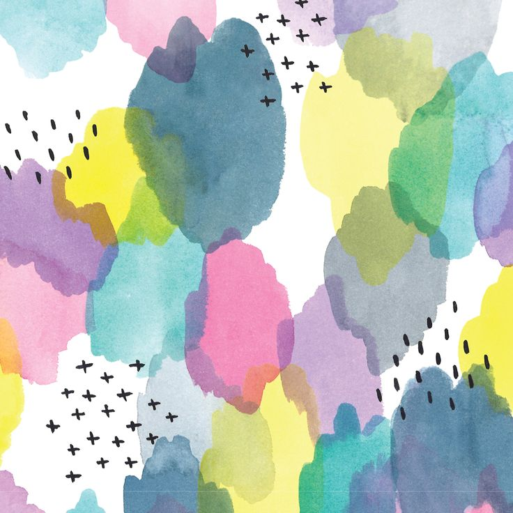 153833 Canvas Quilter's Cotton from Brush Strokes by Holly DeGroot for Cloud9 Fabrics