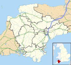 Torquay is located in Devon