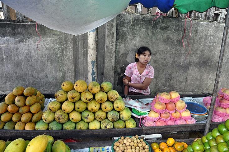 BURMA, Rangun