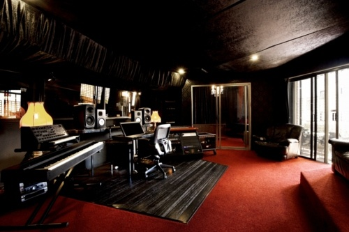 The studio!  www.defwolf.com