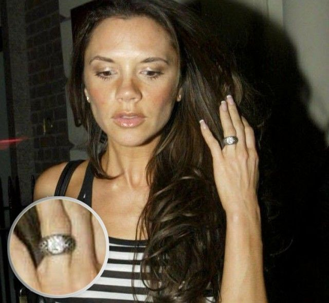 Carey Engagement Ring Green Sapphire Ring And Victoria Beckham Style