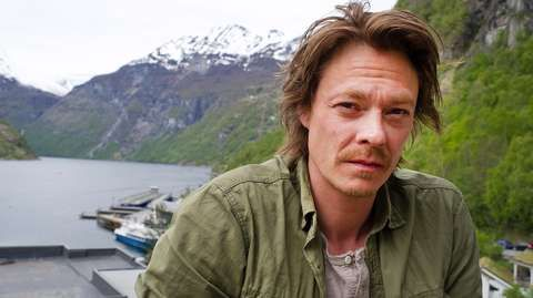 Kristoffer Joner / Foto: Kjell Langmyren