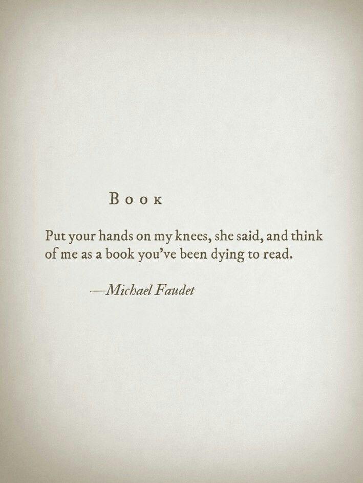 """~Michael Faudet  """"... so, now read me!"""" ~js"""