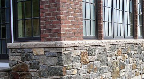 Natural stone window sill - Indiana Limestone Company