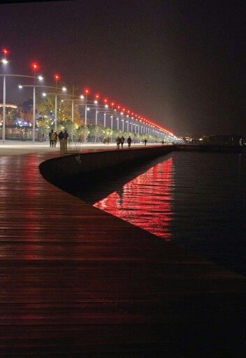 Gallery of New Waterfront of Thessaloniki / Nikiforidis-Cuomo Architects - 5