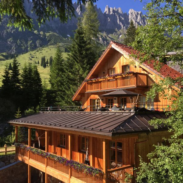 MandlWand Lodge apartments in Austria.