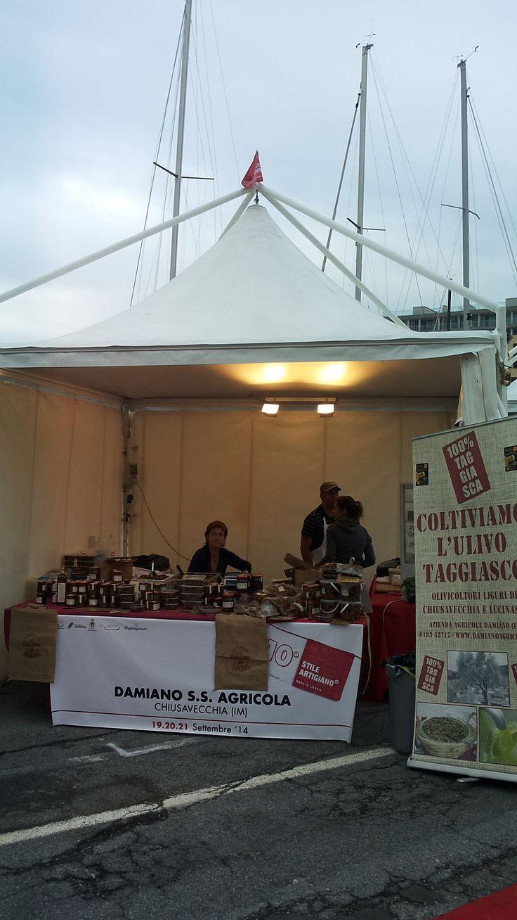 Damiano S.S. Agricola, Chiusavecchia (IM)