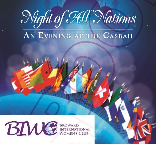 No sábado (19), a Broward International Women's Club (BIWC) realizou Night of All Nations, An Evening at the Casbah, um jantar comemorativo ao seu 41º aniversário no Grand Oaks Golf Club, em…