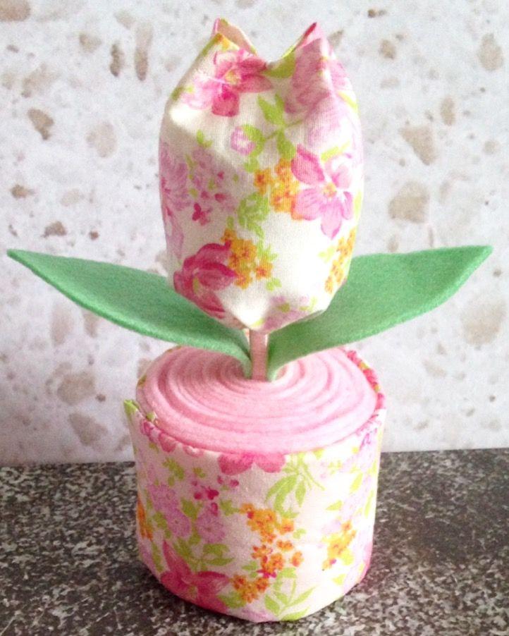 Tulip pot  Instagram.com/nomuracraft
