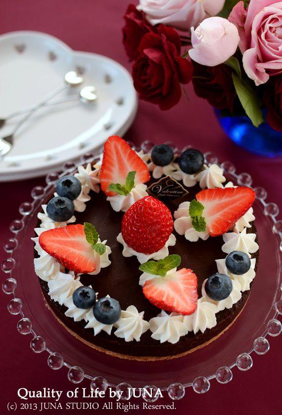 JUNA『バレンタインのケーキなど』