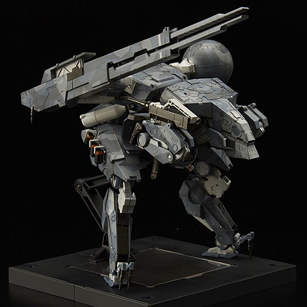 "gunjap: [METAL GEAR SOLID V:THE PHANTOM PAIN] RIOBOT Series ""Metal Gear Sahelanthropus"" ""Metal Gear REX"" Full Official REVIEW, Full Info http://www.gunjap.net/site/?p=274337"
