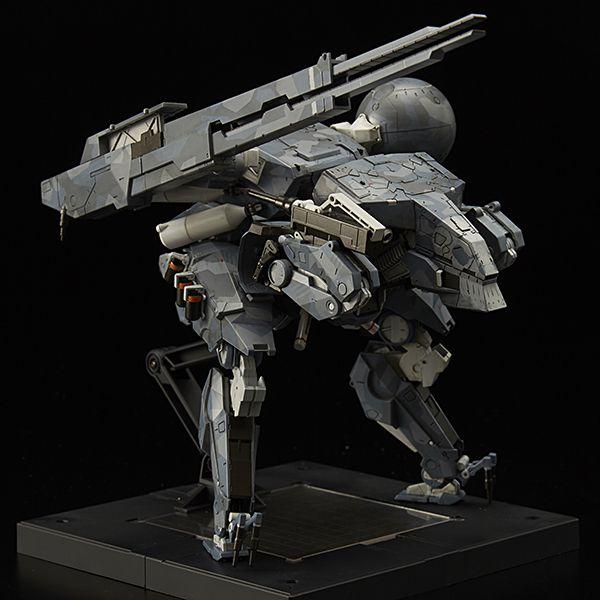 "gunjap: [METAL GEAR SOLID V:THE PHANTOM PAIN] RIOBOT Series ""Metal Gear Sahelanthropus"" ""Metal Gear REX"" Full Official REVIEW, Full Info http://www.gunjap.net/site/?p=274337"