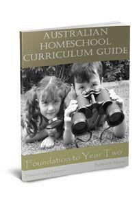 Curriculum Guide For Australian Homeschoolers