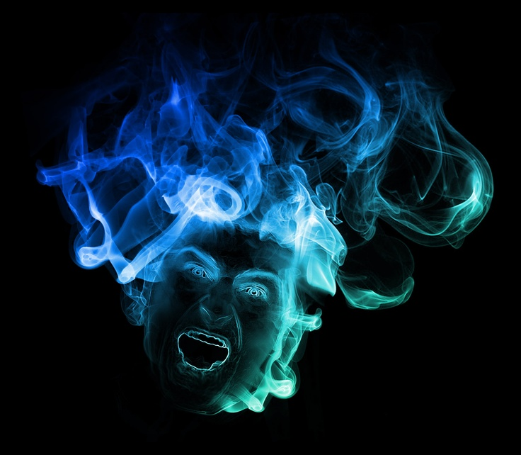 Smoke Portrait Effect Tutorial In Adobe Photoshop - http://youtu.be/nzRsdmUOwLo