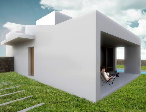 METRIS - Single-Family House in Evia