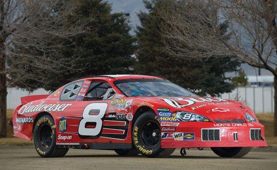 2006 Chevrolet Monte Carlo NASCAR Nextel Cup Car (Dale Earnhardt, Jr.)