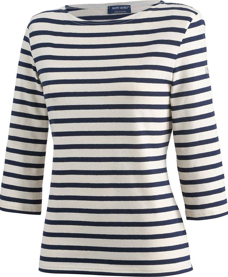 111 best st james pour moi images on pinterest saint for St james striped shirt