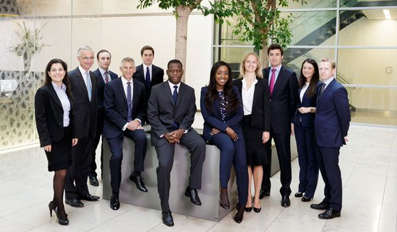 Investment Firm Staff Portraits and Group Photography in London Offices | Piranha