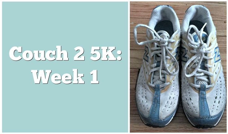 This is my personal experience with week 1 of the Couch 2 5K running app/program. Going from zero exercise to running a 5K race.