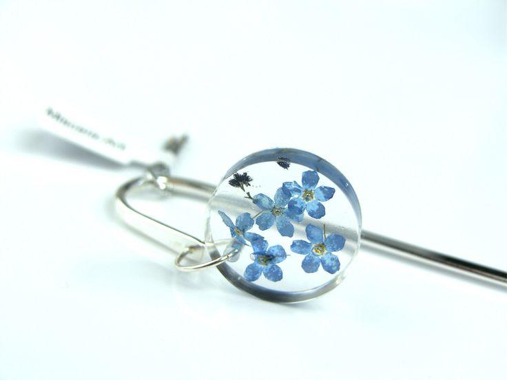 #bookmark #resin #flower