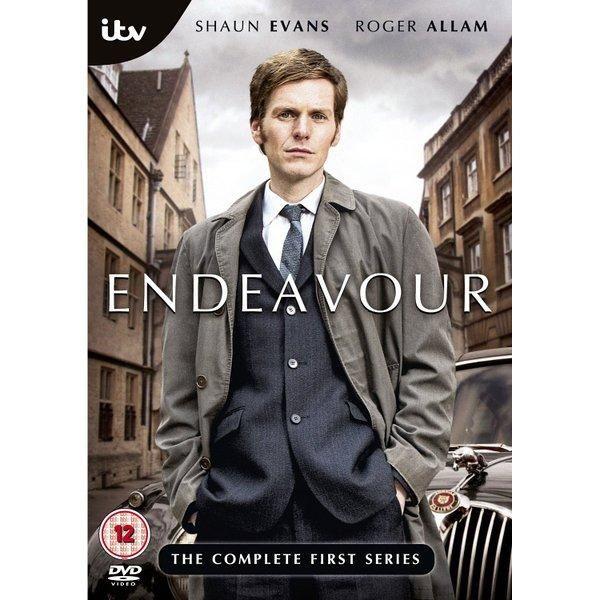 Endeavour (TV Series 2012- ????)