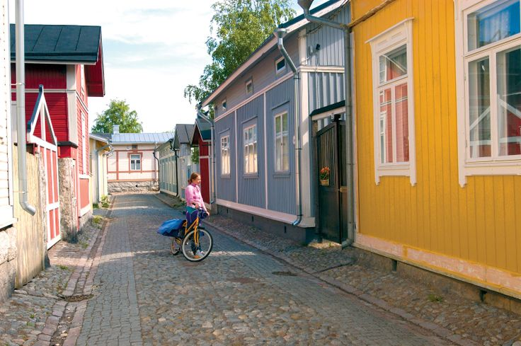 #582: Old Rauma, Satakunta, Finland (since 1991)