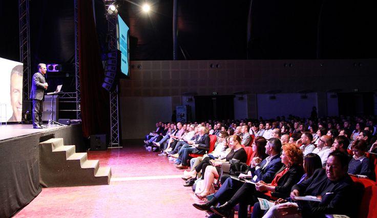 Roberto Re a Brescia con il suo tour e inaugurazione del nuovo centro Fly di Brescia