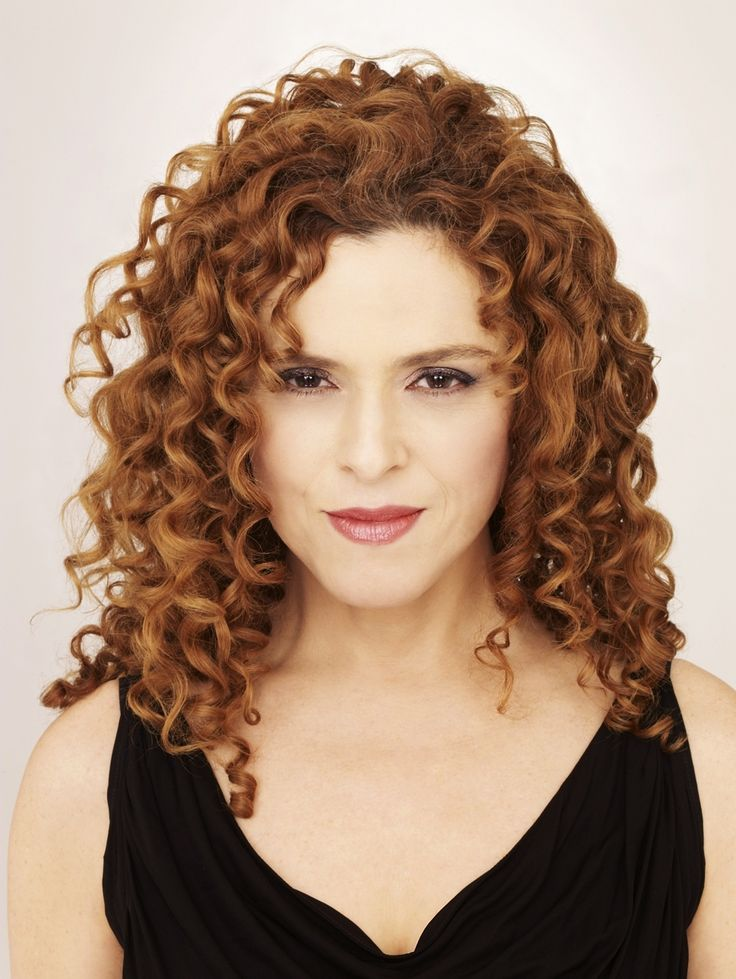 Bernadette Peters- because she is a FABULOUS performer.