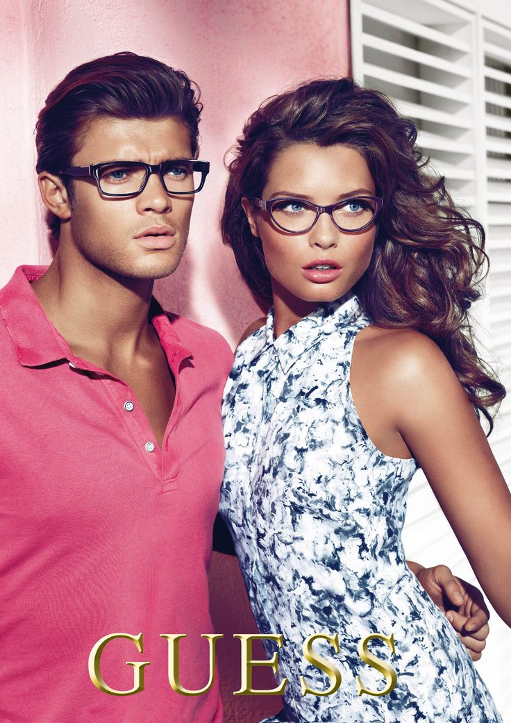 Guess Eyewear now available