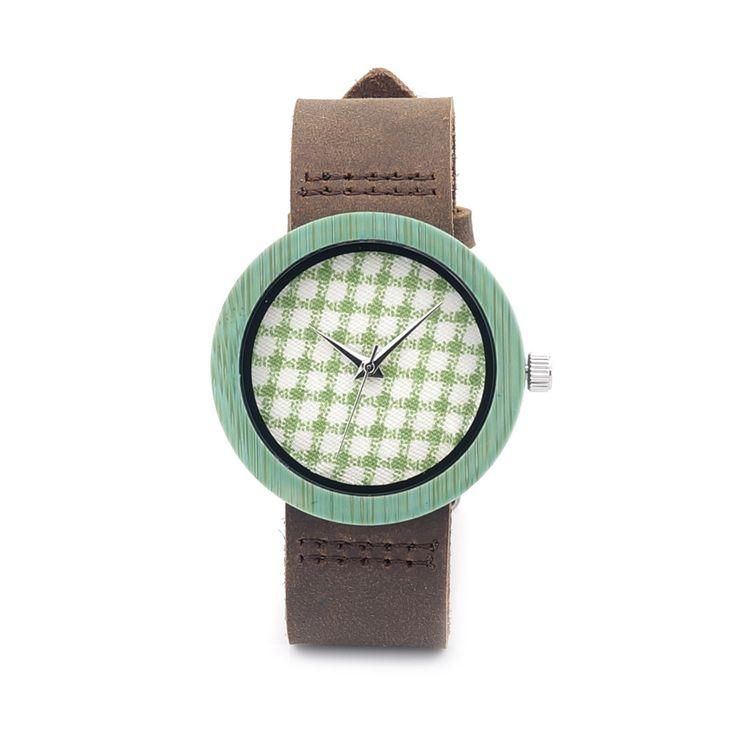 $33.50 (Buy here: https://alitems.com/g/1e8d114494ebda23ff8b16525dc3e8/?i=5&ulp=https%3A%2F%2Fwww.aliexpress.com%2Fitem%2FLattice-design-Genuine-Bamboo-Wood-Watch-Women-Wooden-Watch-Leather-Strap-Analog-Quartz-Wrist-Watch-1PC%2F32688078254.html ) Lattice design Genuine Bamboo Wood Watch Women Wooden Watch Leather Strap Analog Quartz Wrist Watch 1PC for just $33.50