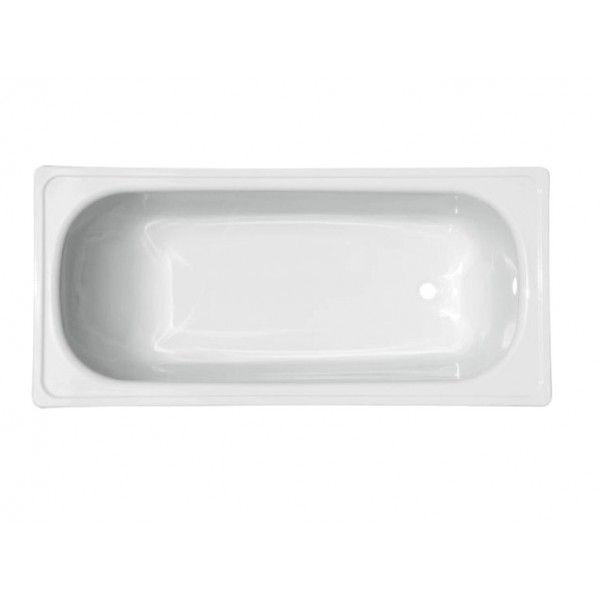 Ванна стальная ВИЗ Строительная 170х70   ножки