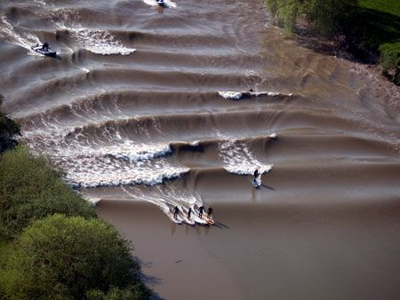 The Severn Bore - I must see it!
