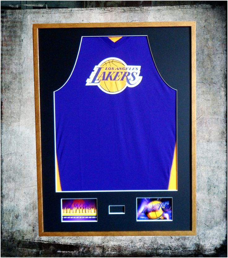 Black Aluminium Frame, Shirt Frame For Sport Jersey