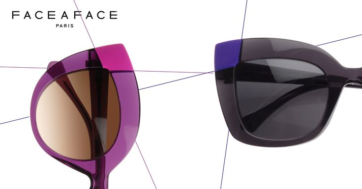 Sunglasses Face à Face POPPY 1 and 2 // #faceaface