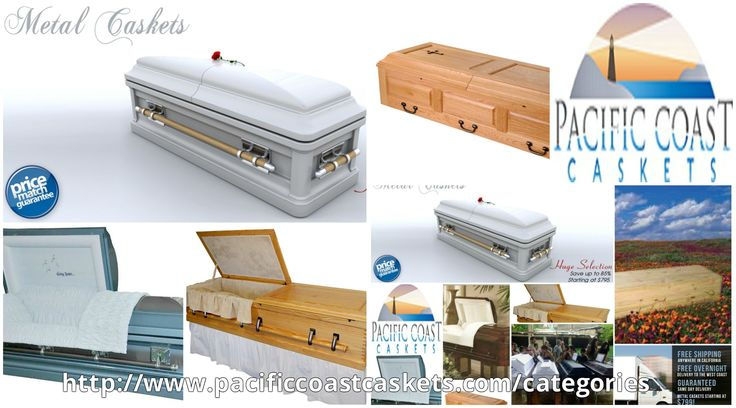 http://www.pacificcoastcaskets.com/categories Los Angeles Casket is used to carry, burry to transfer the dead body. It is the important part of any funeral. Select the best funeral homes where you can find the ultimate and unique caskets and coffins to show respect to the passed away dear ones. For best quality Caskets Los Angeles and lowest Casket Prices Los Angeles just visit Pacific Coast Caskets or just dial 1800-235-6246.
