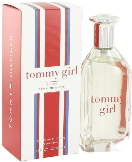 TOMMY GIRL by Tommy Hilfiger Perfume for Women  My second fav scent, just to mix it up on occasion!  #afflink