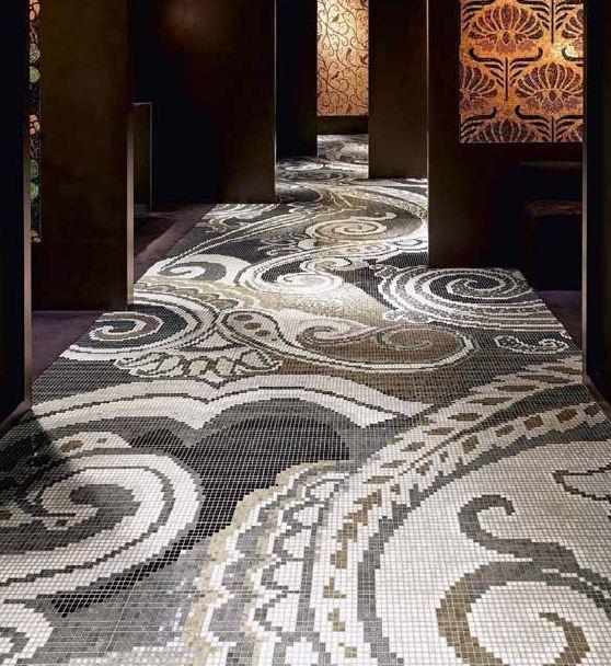 #SICIS #Mosaic #Rug #Tile #Marble #Art #Interiors