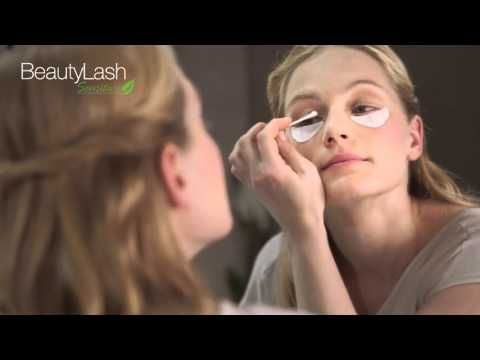 BeautyLash Sensitive Tinting Kit for Eyelashes & Eyebrows - Light Brown Tint (302440)
