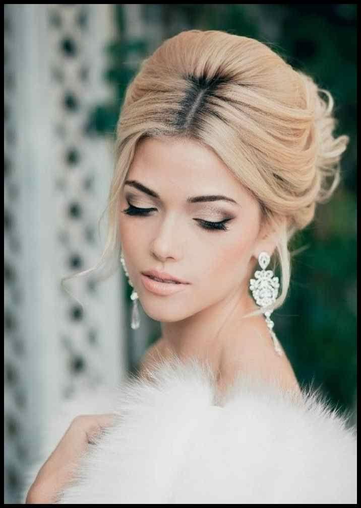 Schminken 22 Ideen Furs Braut Make Up Blonde Ambition Frisuren Tutorials Bride Makeup Wedding Hair And Makeup Bridal Hair And Makeup